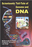 Scientoonic Tell-Tale of Genome and DNA  , 1/e  by Madhusudan W Pandit