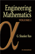 Engineering Mathematics, 1/e  by G Shanker Rao