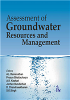 Assessment of Groundwater Resources and Management, 1/e  by AL. Ramanathan