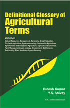Definitional Glossary of Agricultural Terms, 1/e  by Dinesh Kumar