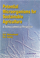 Potential Microorganisms for Sustainable Agriculture: A Techno-Commercial Perspective , 1/e  by D K Maheshwari