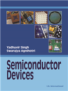 Semiconductor Devices, 1/e  by Yaduvir Singh