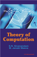 Theory of Computation, 1/e  by S.N. Sivanandam