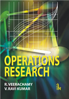 Operations Research, 1/e  by R. Veerachamy