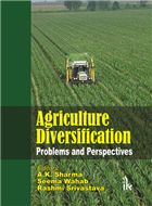Agriculture Diversification: Problems and Perspectives , 1/e  by A.K. Sharma