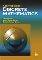 A Textbook of Discrete Mathematics, 1/e  by Harish Mittal