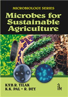 Microbes for Sustainable Agriculture, 1/e  by K.V.B.R. Tilak