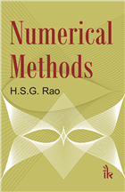 Numerical Methods, 1/e  by H.S.G. Rao