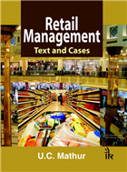 Retail Management: Text and Cases, 1/e  by U.C. Mathur