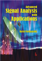Advanced Signal Analysis with Applications  , 1/e  by Harish Parthasarathy