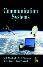 Communication Systems, 1/e  by N.T. Markad