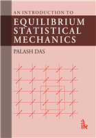 An Introduction to Equilibrium Statistical Mechanics, 1/e  by Palash Das