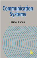 Communication Systems, 1/e  by Manoj Duhan