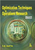 Optimization Techniques in Operation Research, 2/e  by C. B. Gupta