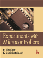Experiments with Microcontrollers, 1/e  by P. Bhaskar