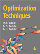Optimization Techniques, 1/e  by A K Malik