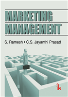 Marketing Management  , 1/e  by S. Ramesh