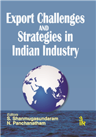 Export Challenges and Strategies in Indian Industry, 1/e  by S. Shanmugasundaram