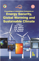 Proceeding of International Conference on Energy Security, Global Warming and Sustainable Climate  , 1/e  by G.N. Tiwari
