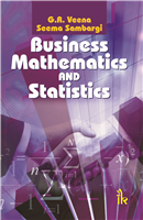 Business Mathematics and Statistics, 1/e  by G.R. Veena