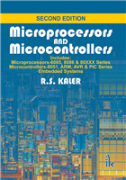 Microprocessors and Microcontrollers, 1/e  by R.S. Kaler