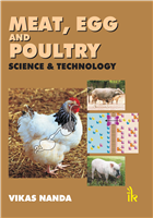 Meat, Egg and Poultry Science & Technology, 1/e  by Vikas Nanda