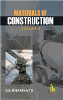 Materials of Construction, 1/e  by S.S Bhavikatti