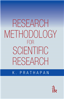Research Methodology For Scientific Research, 1/e  by  Prathapan K.