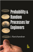 Probability & Random Processes for Engineers, 1/e  by J. Ravichandran