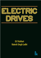 Electric Drives, 1/e  by D.P. Kothari