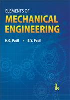 Elements of Mechanical Engineering, 1/e  by H.G. Patil