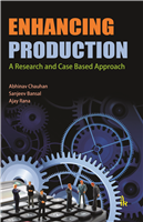 Enhancing Production: A Research and Case Based Approach, 1/e  by Abhinav Chauhan