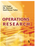 Operations Research by C. B. Gupta