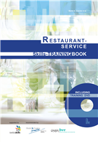 Restaurant Service Skills: Training Book by Martin A