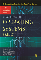 Cracking the Operating Systems Skills by RMD Sundaram