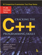 Cracking the C++ Programming Skills: IT Job Interview Series by  Shriram K Vasudevan