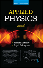 Applied Physics, Vol-1, Fourth Edition by Manasi Karkare
