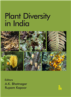 Plant Diversity in India by A K Bhatnagar