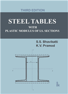 Steel Tables With Plastic Modulus of I.S. Sections, 3/e  by S.S Bhavikatti