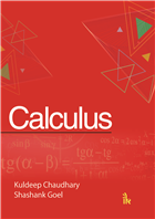 Calculus by Kuldeep Chaudhary