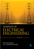 Elements of Electrical Engineering by Pruthviraja L