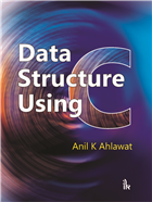 Data Structure Using C by Anil K Ahlawat