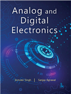 Analog and Digital Electronics, 1/e  by Sonveer Singh