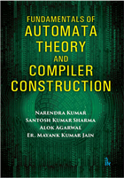 Fundamentals of Automata Theory and Compiler Construction, 1/e  by Narendra Kr