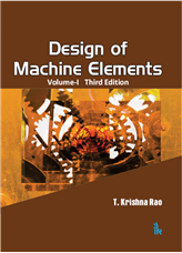 Design of Machine Elements  (Volume-I)