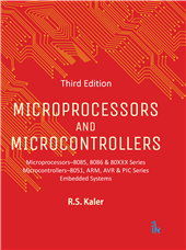 Microprocessors and Microcontrollers, 3rd Edition