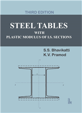 Steel Tables With Plastic Modulus of I.S. Sections