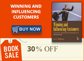 Winning and Influencing Customers: Customer Relationship Management Text and Cases , 1/e